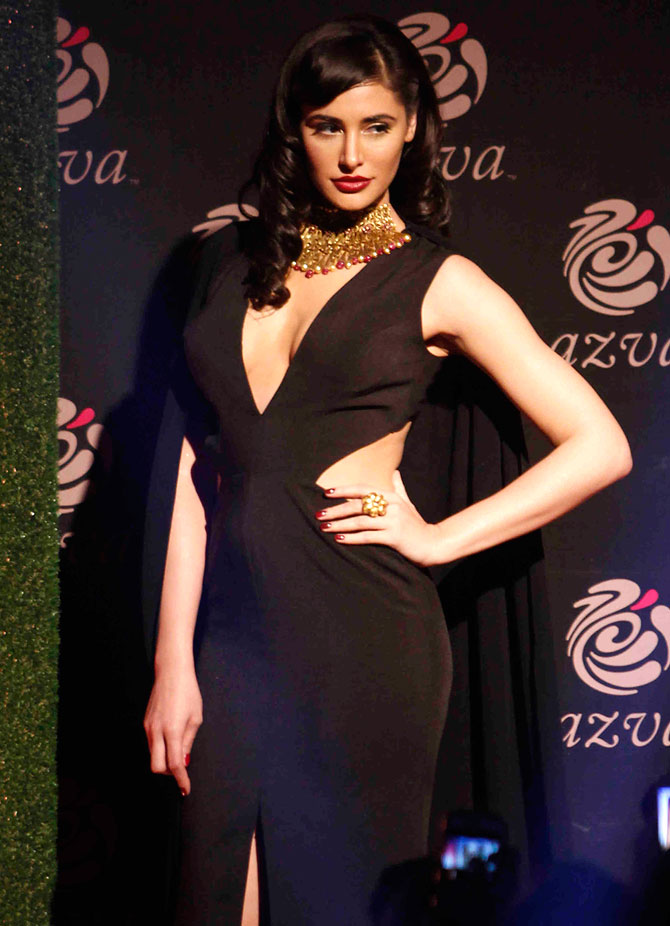 Does Nargis Fakhri make a better model than actress?