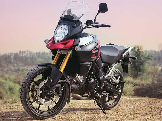 The adventure bike for long-distance thrills