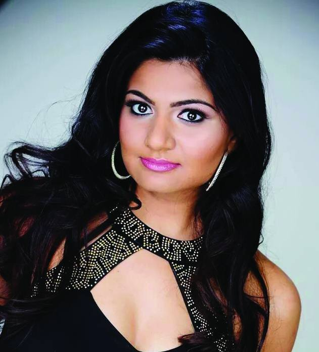 Dreamy Patel aims at Ms America crown