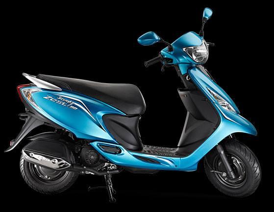 TVS Scooty Zest 110cc