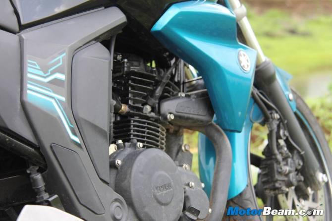 Yamaha FZ-S Version 2