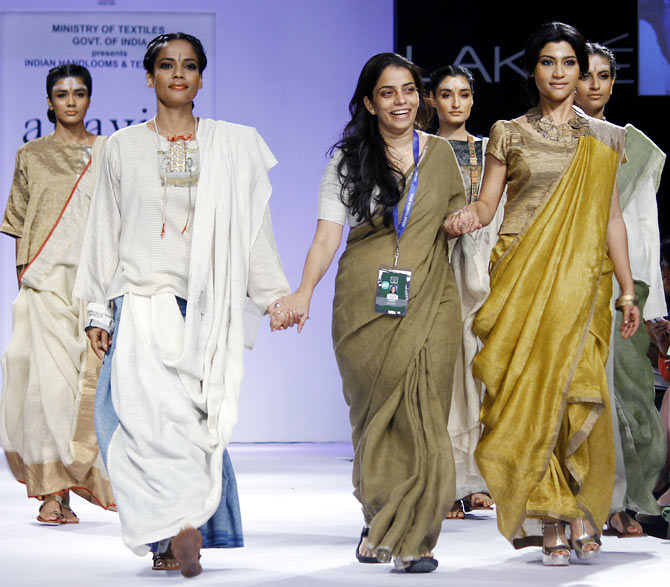 Konkona Sen Sharma with Anavila Misra