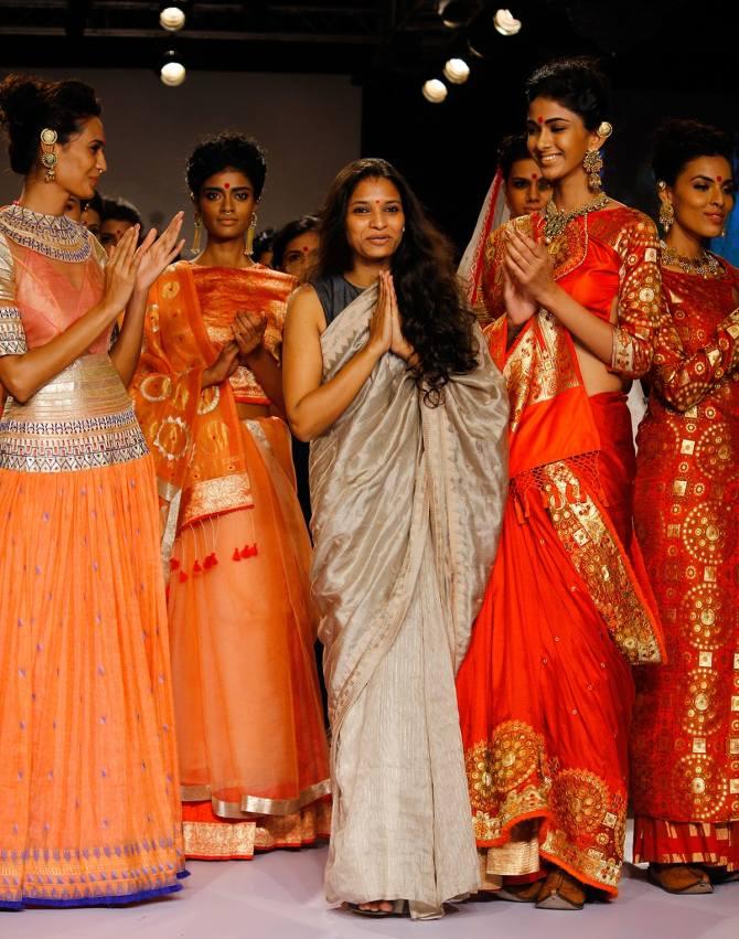 Vaishali S takes a bow!