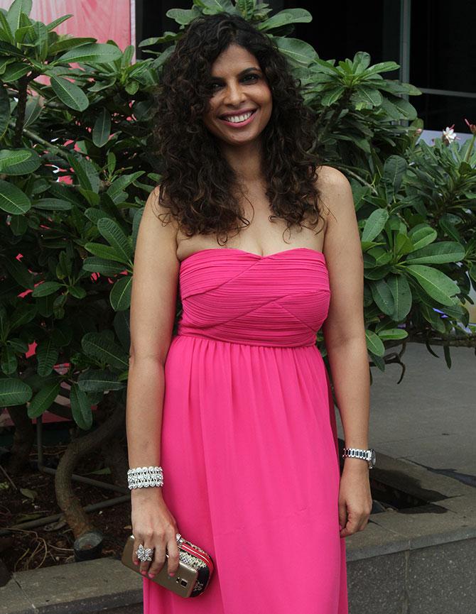 Neha Dalal at Lakme Fashion Week Winter/ Festive 2014.