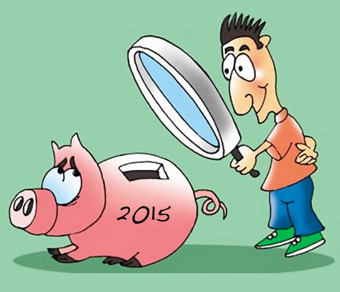 Latest News from India - Get Ahead - Careers, Health and Fitness, Personal Finance Headlines - Top 7: Money Resolutions for 2015