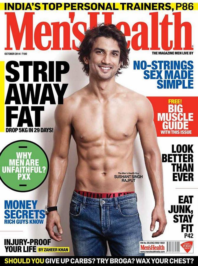 Vote for 2014's hottest men on magazines! - Rediff.com Get ...