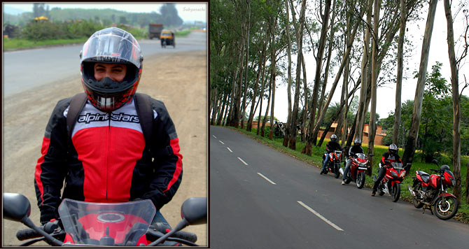 Highway diaries: Riding along NH8