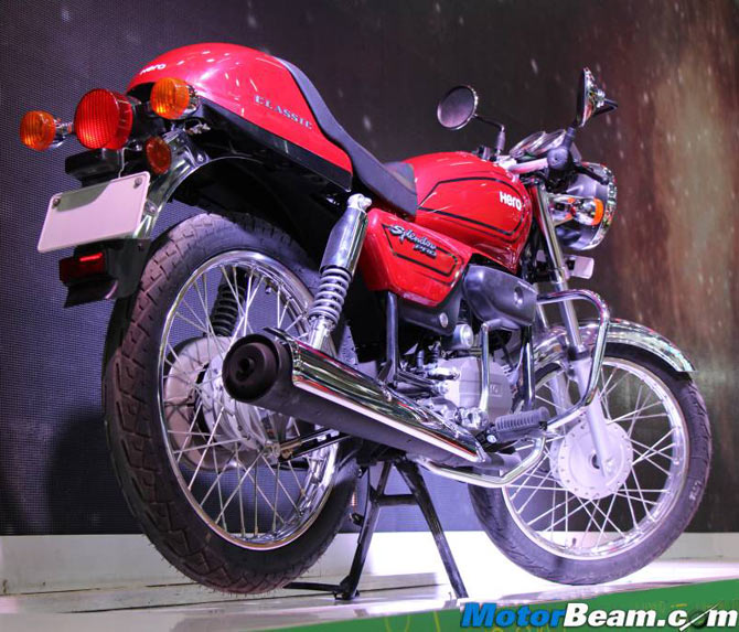 Hero MotoCorp unveiled two new 100 cc bikes  Yamaha launched a new    Upcoming Hero Bikes 2014