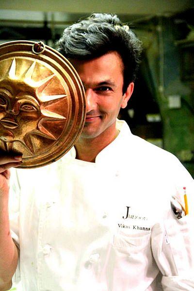 Chef Vikas Khanna