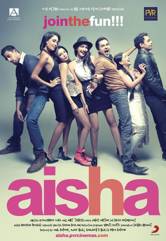 Aisha was a huge game-changer for Pernia Qureshi who worked as a stylist on the movie