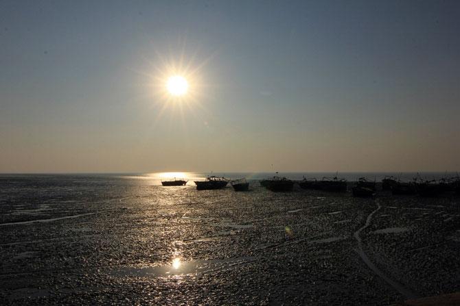The sea at Koteshwar
