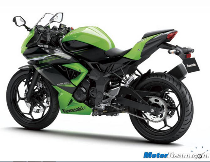 Ninja 250 RR Mono: Kawasaki's cheapest bike coming to India - Rediff