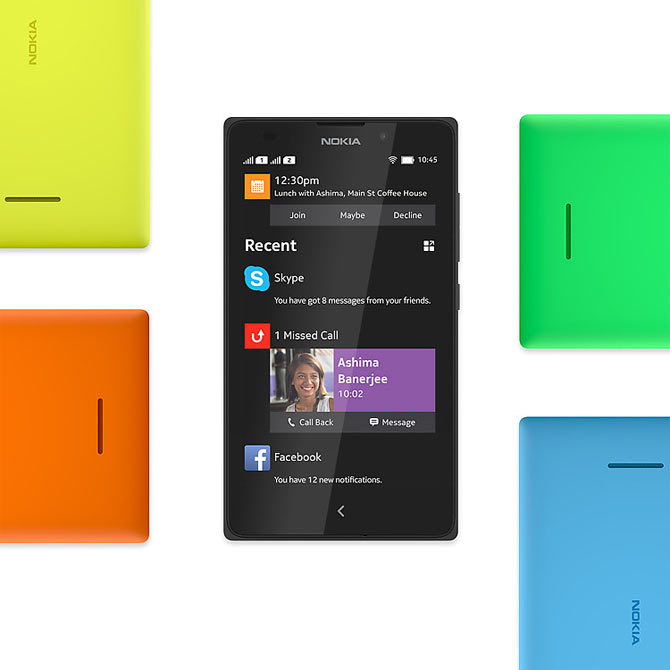 Move over, Windows? Nokia turns to Android!