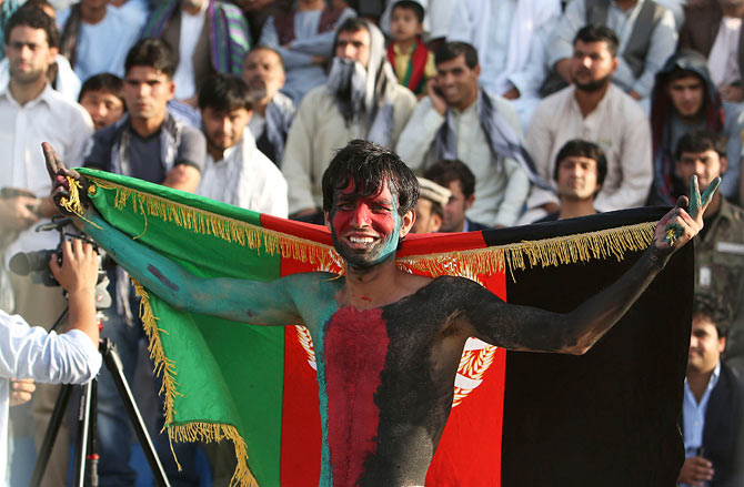 Afghanistan's society and legal system associate homosexuality with sexual abuse and prostitution.  (Photograph used for representational purposes only.)