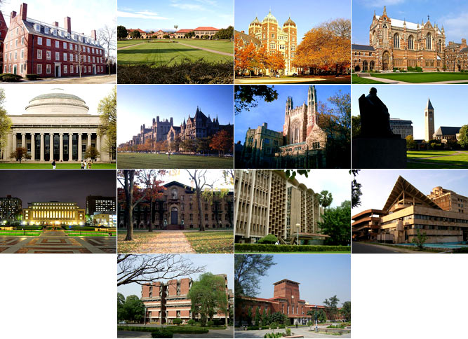 The 100 best colleges of the world
