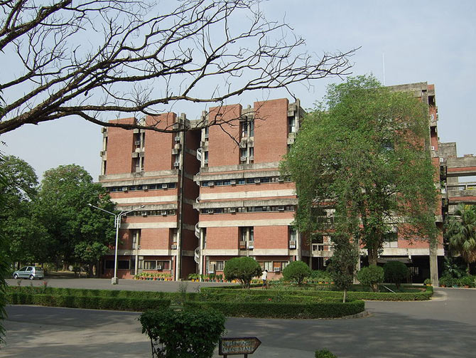 Indian Institute of Technology Kanpur in Kanpur, Uttar Pradesh, India