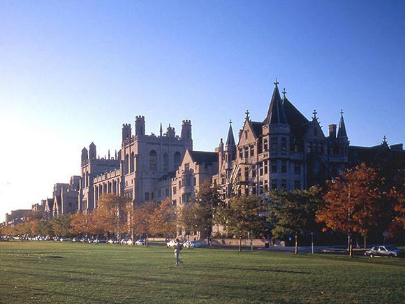 University of Chicago in Chicago, Illinois, USA