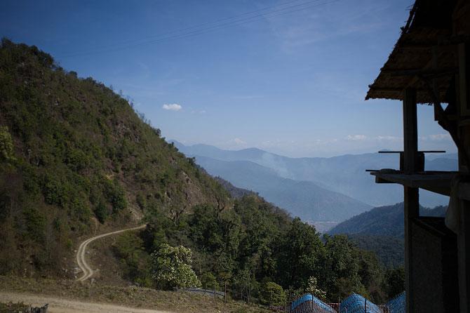 Eagle Nest Wildlife Sanctuary in Arunachal Pradesh has rich, rare fauna and five types of scorpions.