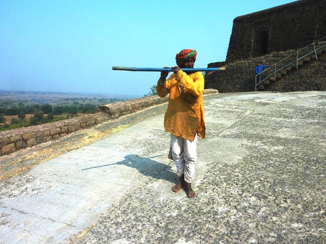 Mandu, Madhya Pradesh.