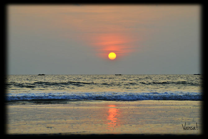 Varca, Goa.