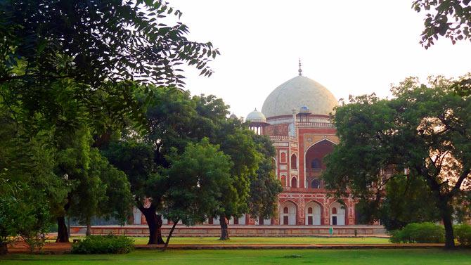 Humayoun Tomb, Delhi