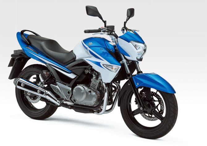 Suzuki GW250 (Inazuma)