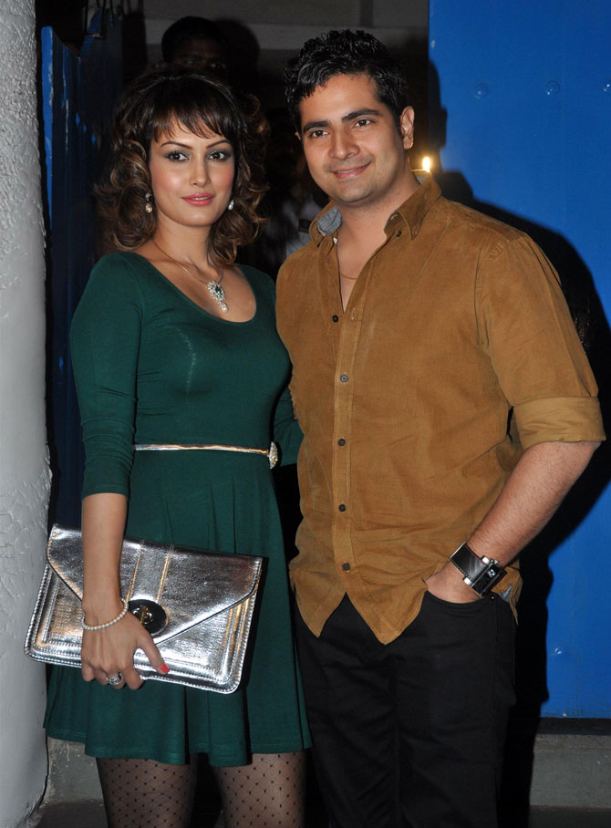 Nisha Rawal and Karen Mehra