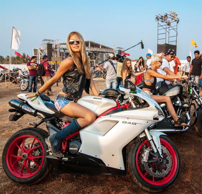 Why you must not miss India Bike Week 2014!