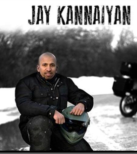 Biker Jai Kannaiyan