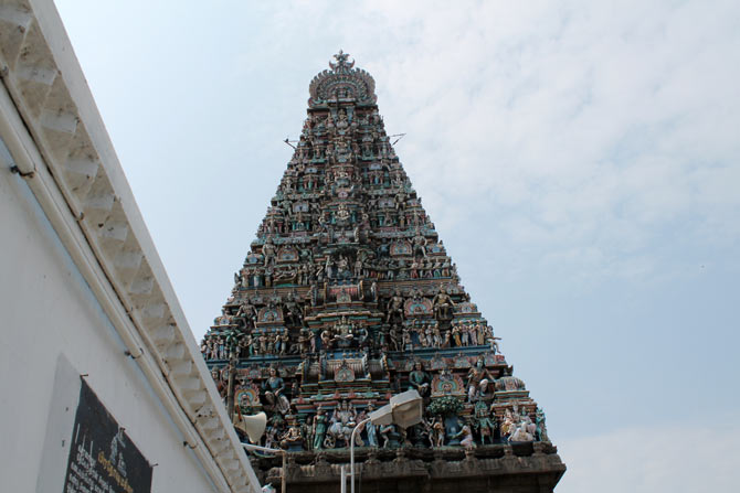 Kapaleeswarar Temple, Mylapore, Chennai