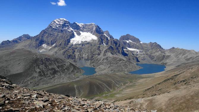 Harmukh Peak, Jammu & Kashmir