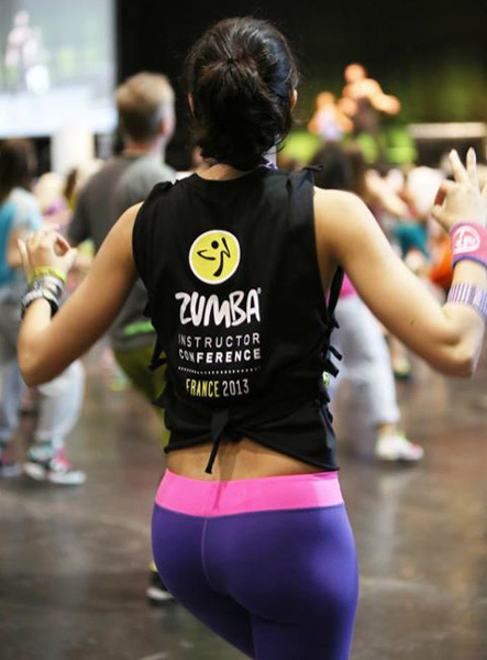3. The Zumba Instructor
