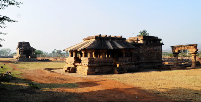 Aihole, Bagalkot district, Karnataka