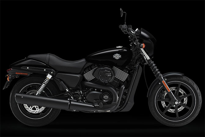 Harley Davidson Street 750: Coming soon to blow your mind