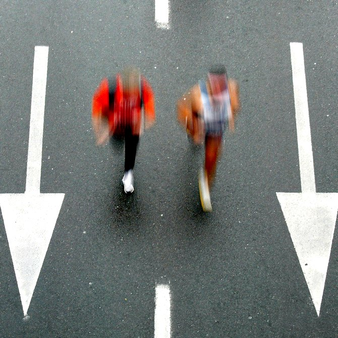Running a marathon is no mean task. Ensure your body recovers well.
