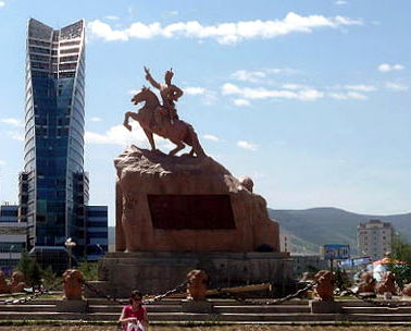 PICS: The in-between world of Ulaanbaatar