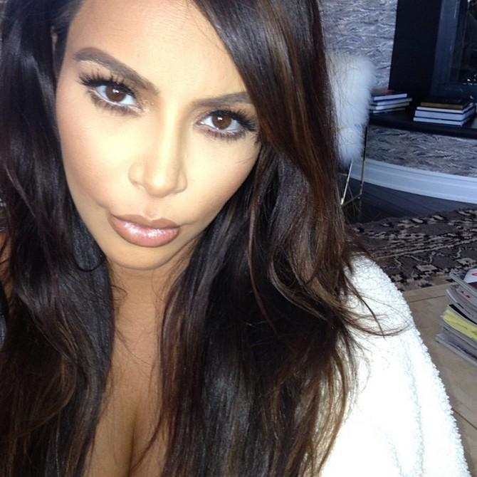Kim Kardashian: Off to Paris!
