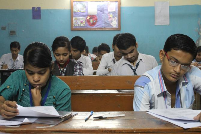 Every year 10,000 students in government and low cost private schools take Avanti selection tests