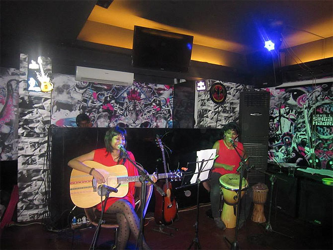 Madras Unplugged at Illusions