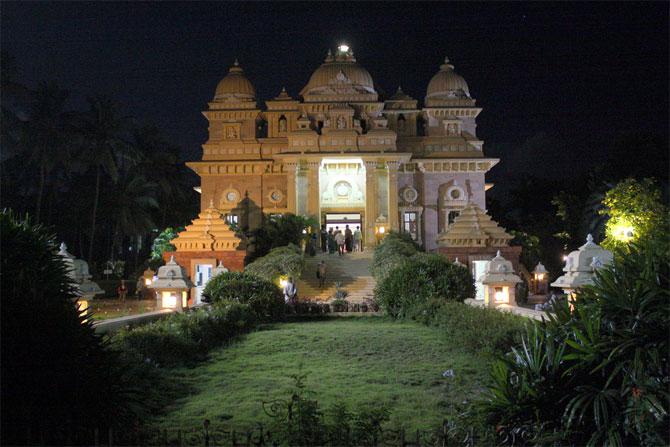 Universal Temple, Sree Ramakrishna Madh, Mylapore, Chennai