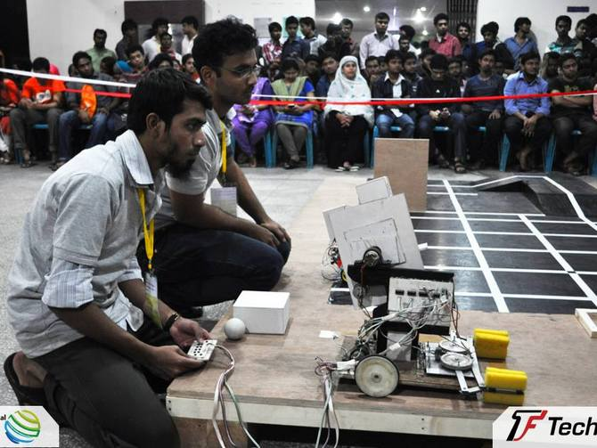 IIT Techfest is one of the most prominent festivals in the tech fests circuit.