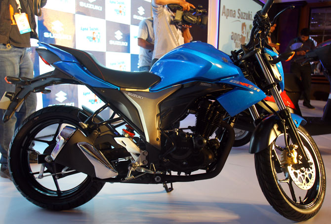 Top 8: 150cc bikes launched in 2014