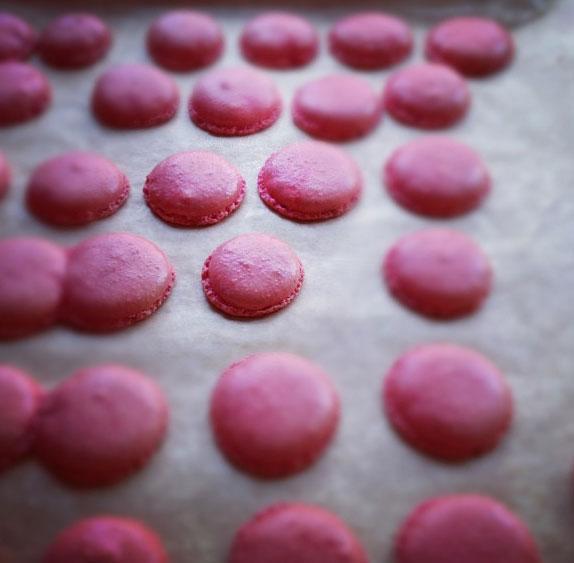 Red Macaron