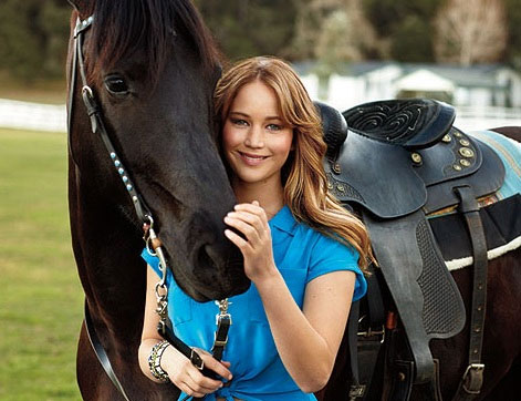 Jennifer Lawrence, born on August 15, 1990, is among the famous people to be born in the year of the Horse.