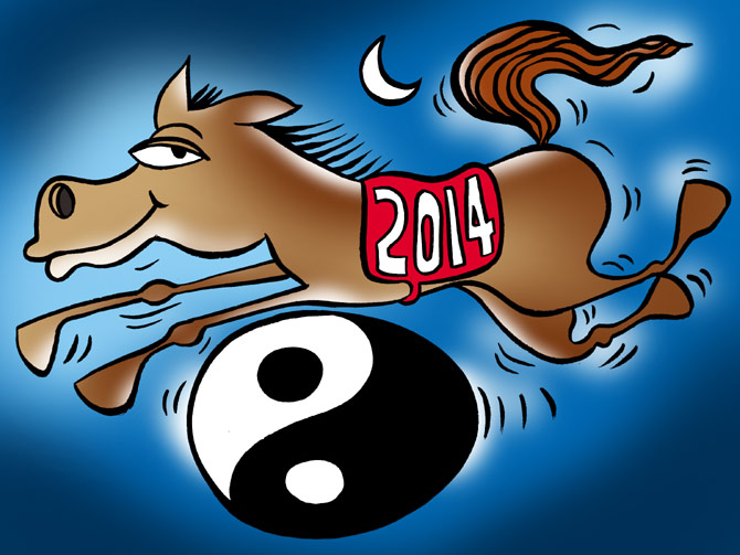 Year of the Horse: Chinese New Year predictions