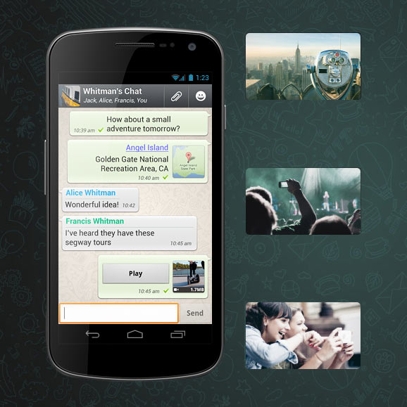 'WhatsApp is like a lifeline'