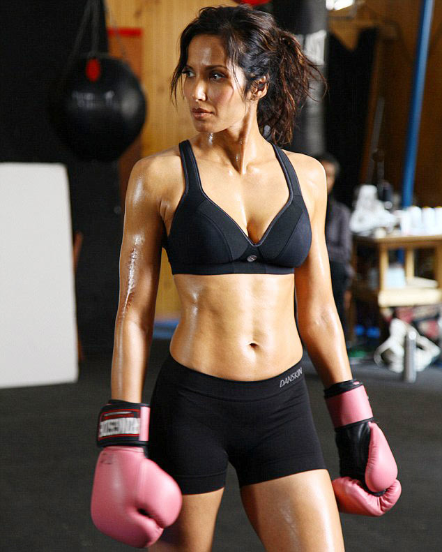 August Ames Death >> Fitspiration: How these super hot celebs stay in shape ...