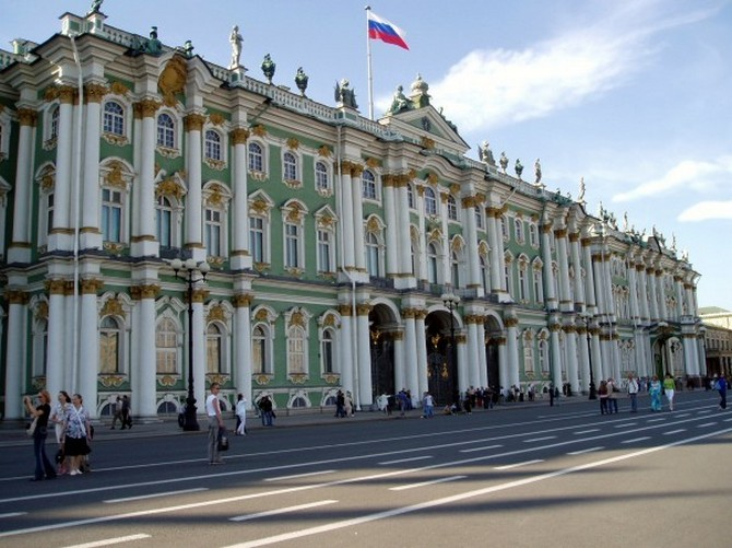 The State Hermitage Museum, Russia