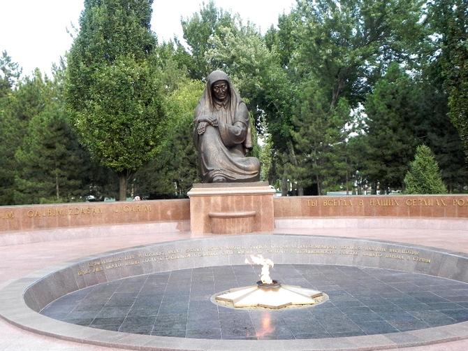 Independence Square (Mustakillik Square), Uzbekistan