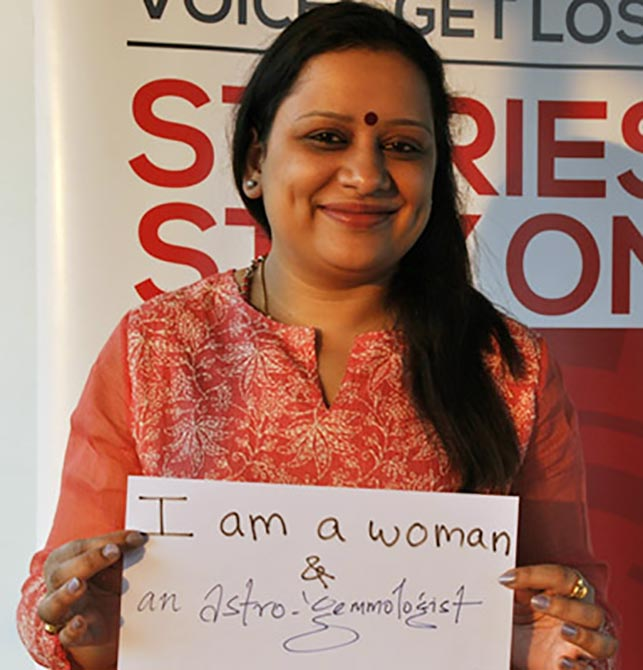 Women bust stereotypes! You can too!